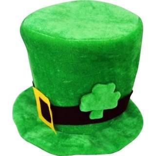 Haut de forme Saint Patrick velours