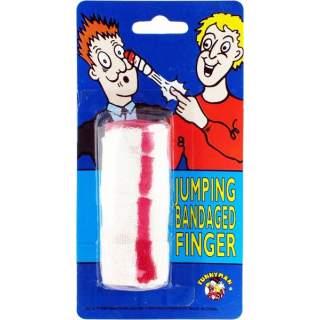 Bandage de doigt sauteur