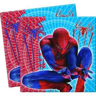 20 serviettes papier The Amazing Spider-Man